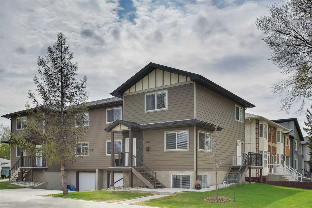 MLS® listing #E4157301 for sale located at 9213 123 Avenue