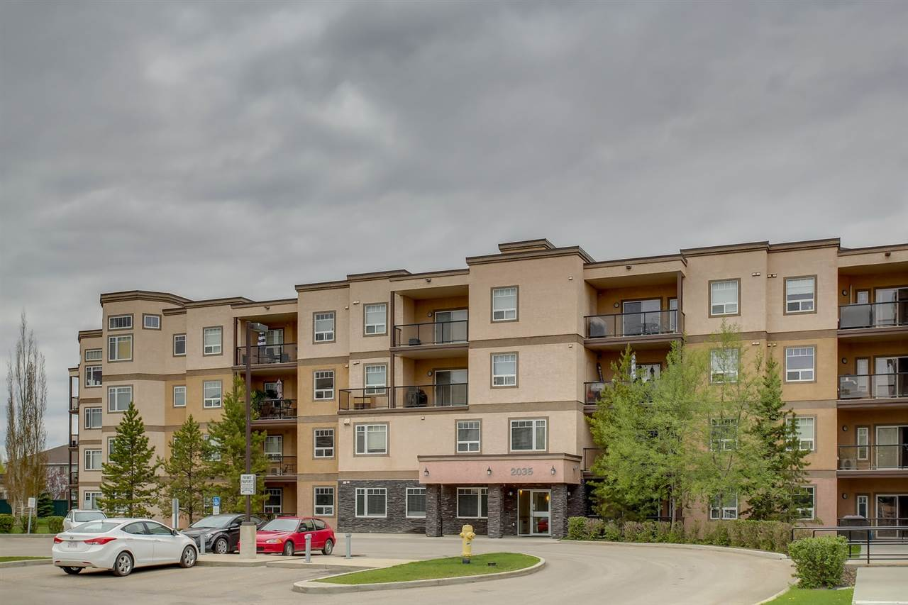 MLS® listing #E4157309 for sale located at 218 2035 GRANTHAM Court