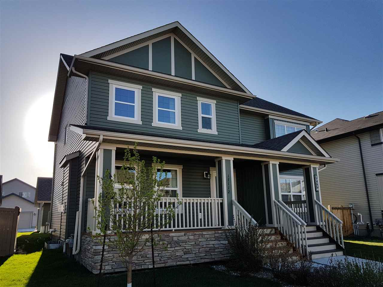 MLS® listing #E4157311 for sale located at 17112 120 Street