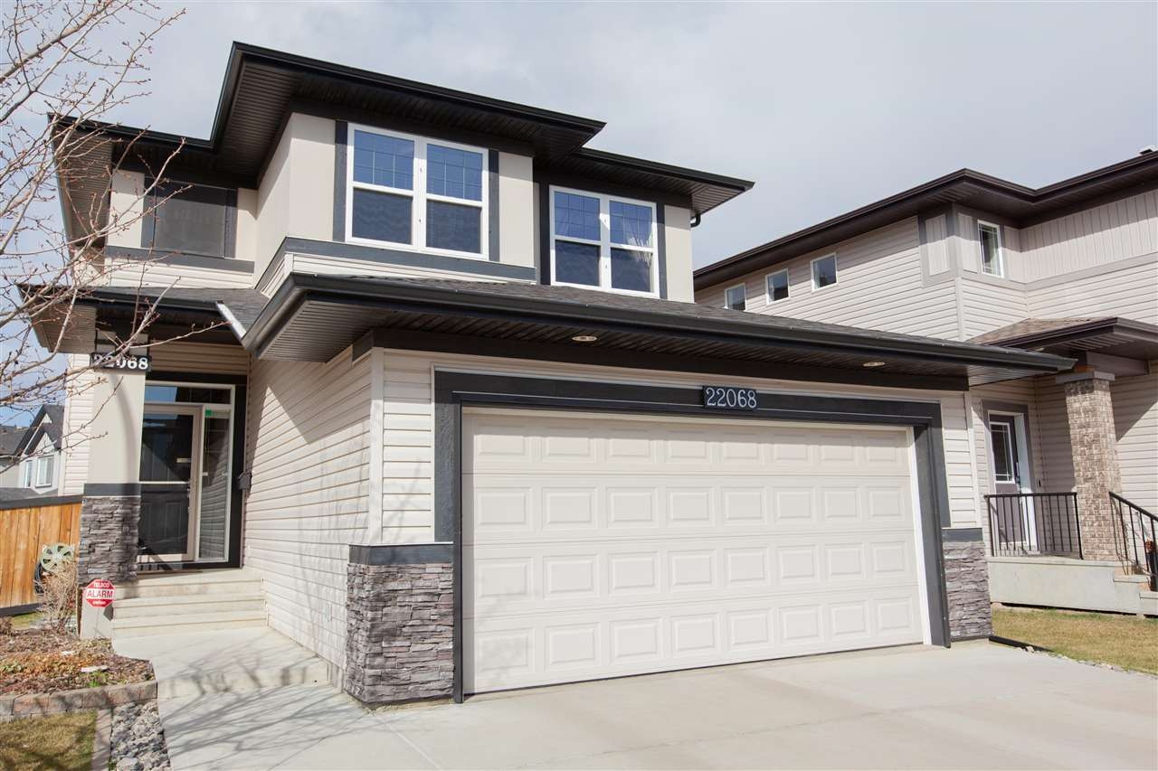 MLS® listing #E4157327 for sale located at 22068 95 Avenue