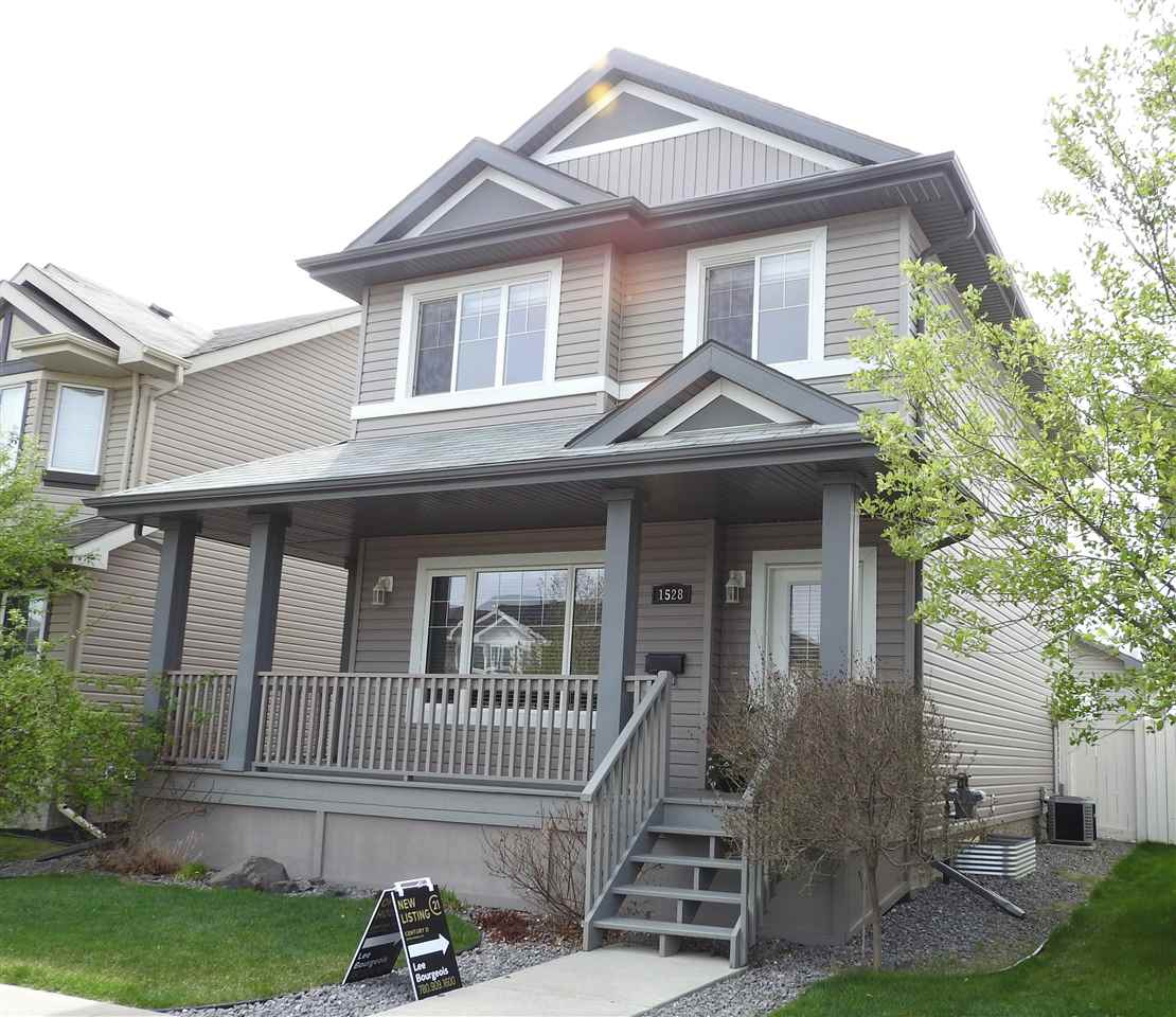 MLS® listing #E4157332 for sale located at 1528 TOWNE CENTRE Boulevard
