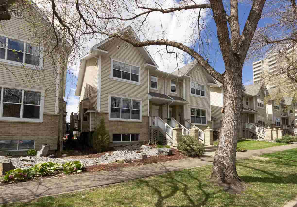 MLS® listing #E4157381 for sale located at 8612 108A Street
