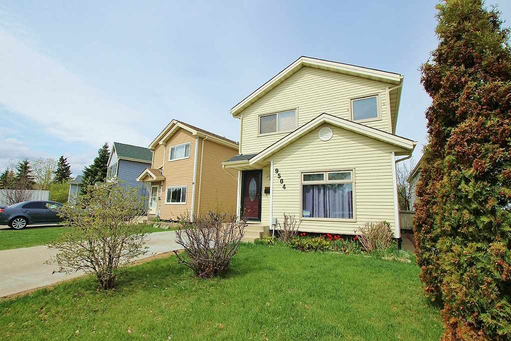 MLS® listing #E4157412 for sale located at 9504 185 Street