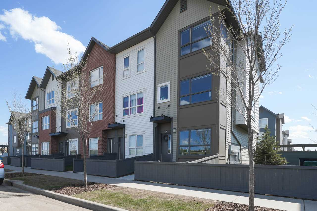 MLS® listing #E4157414 for sale located at 34 2560 PEGASUS Boulevard