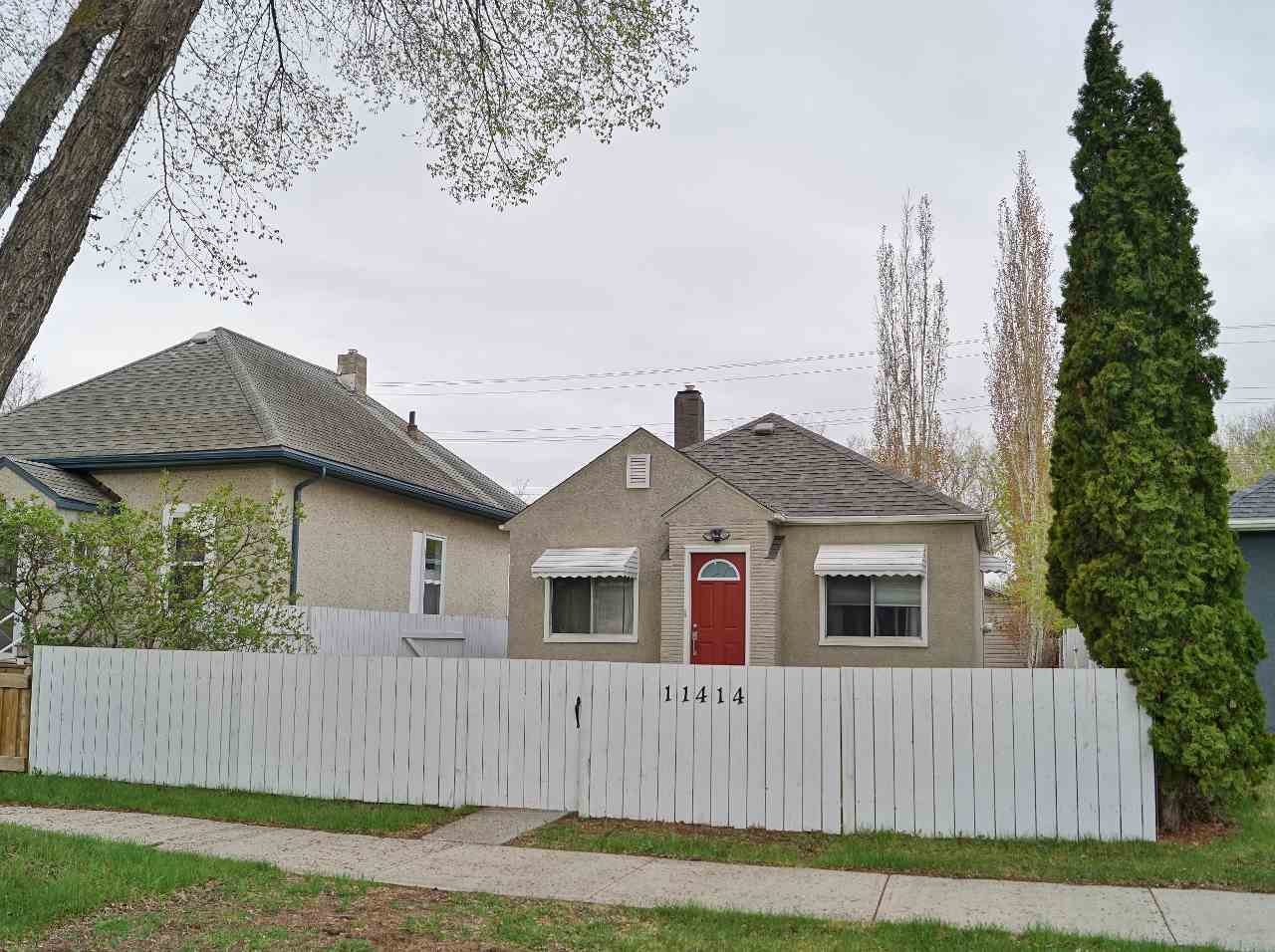 MLS® listing #E4157426 for sale located at 11414 84 Street