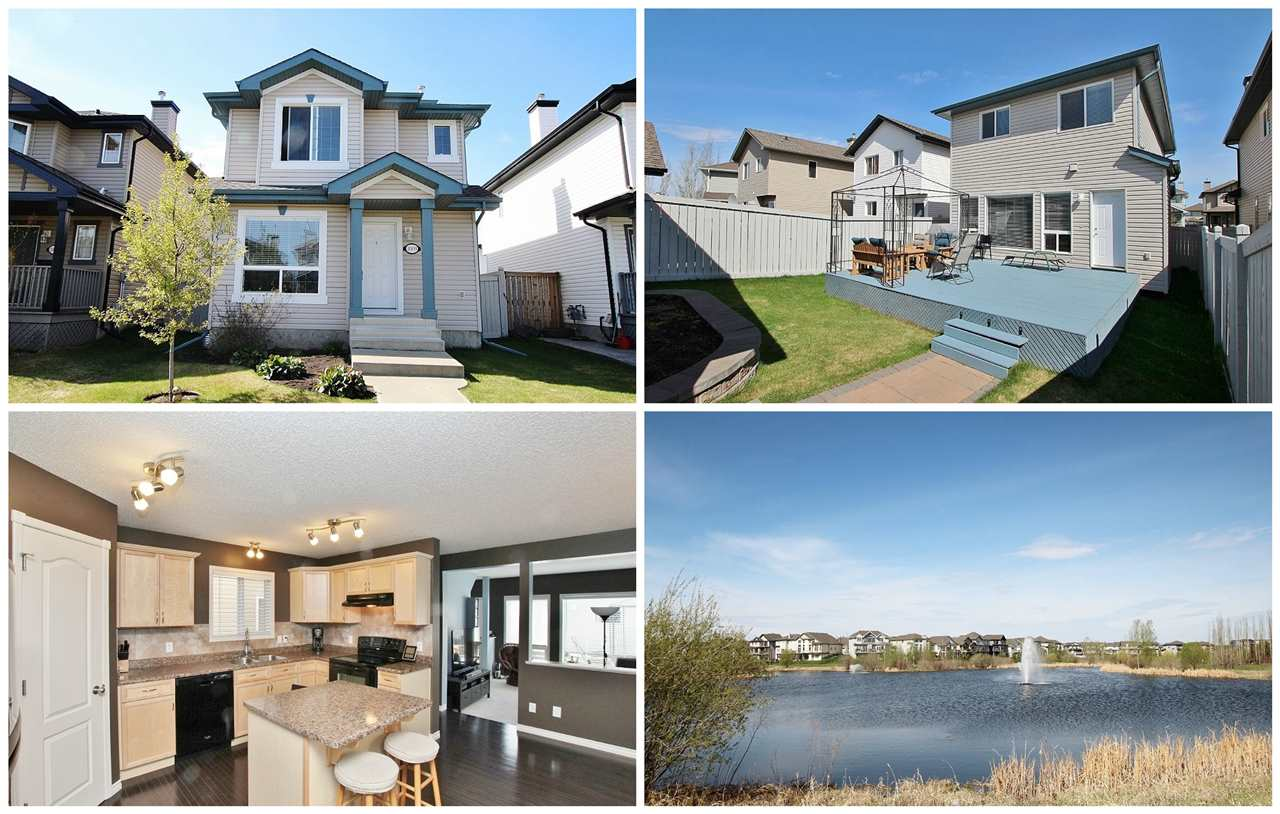 MLS® listing #E4157437 for sale located at 20135 58 Avenue