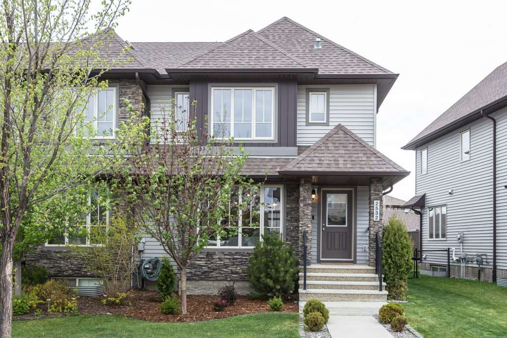 MLS® listing #E4157438 for sale located at 2532 ANDERSON Way
