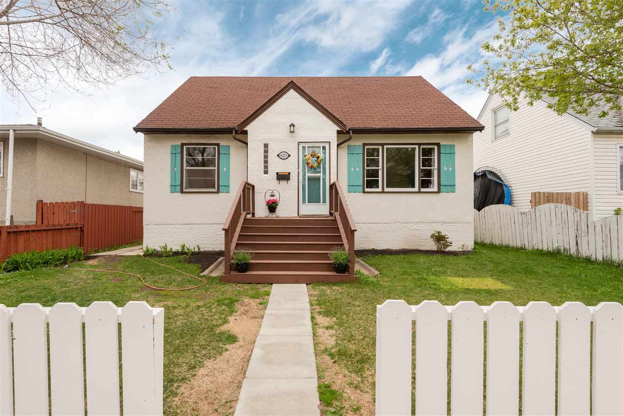 MLS® listing #E4157465 for sale located at 6213 106 Street