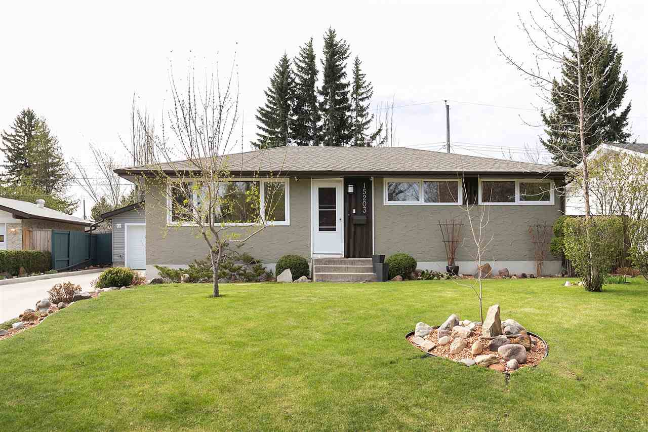 MLS® listing #E4157474 for sale located at 15203 77 Avenue