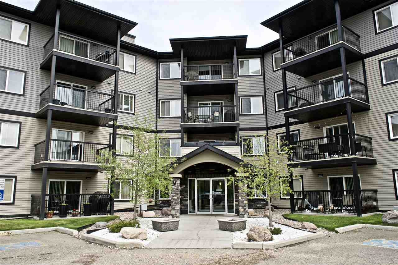 MLS® listing #E4157476 for sale located at 314 5951 165 Ave
