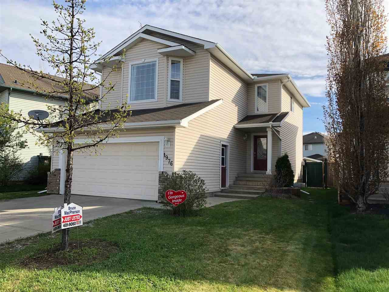 MLS® listing #E4157502 for sale located at 1976 GARNETT Way