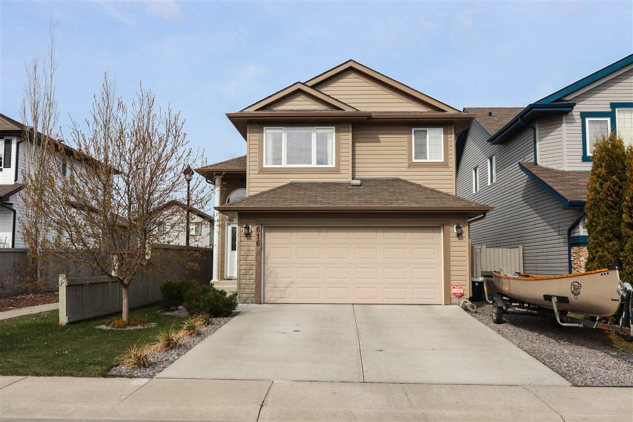 MLS® listing #E4157516 for sale located at 616 60 Street