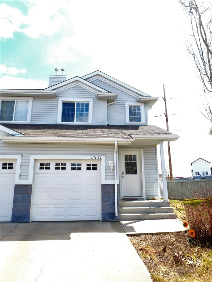 MLS® listing #E4157517 for sale located at 5507 163 Avenue