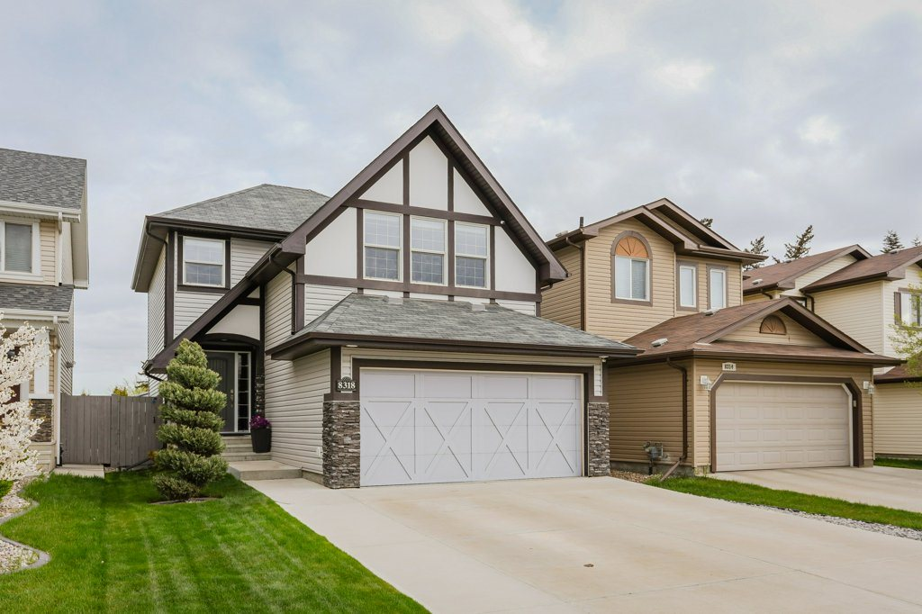 MLS® listing #E4157520 for sale located at 8318 180A Avenue
