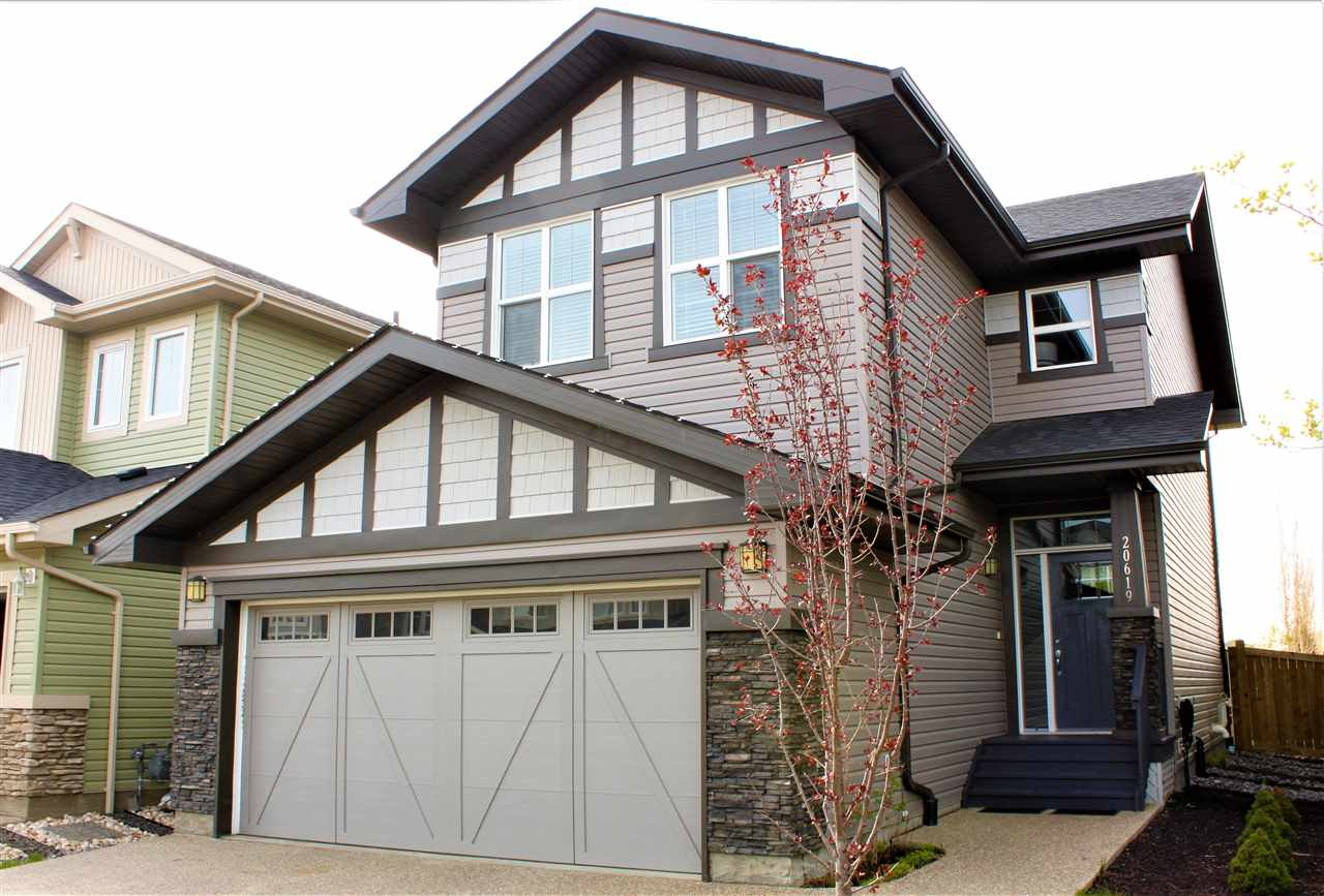 MLS® listing #E4157521 for sale located at 20619 97 Avenue