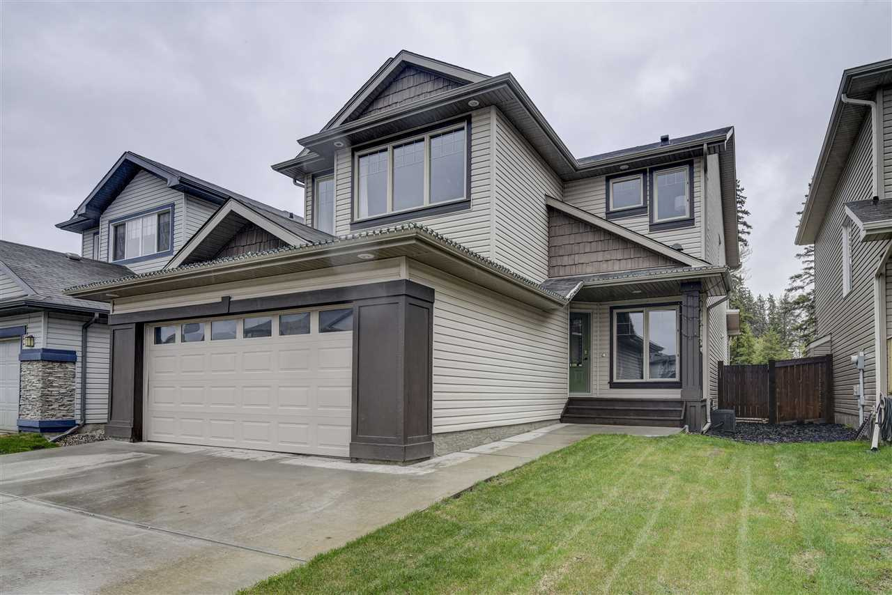 MLS® listing #E4157526 for sale located at 1339 113 Street SW