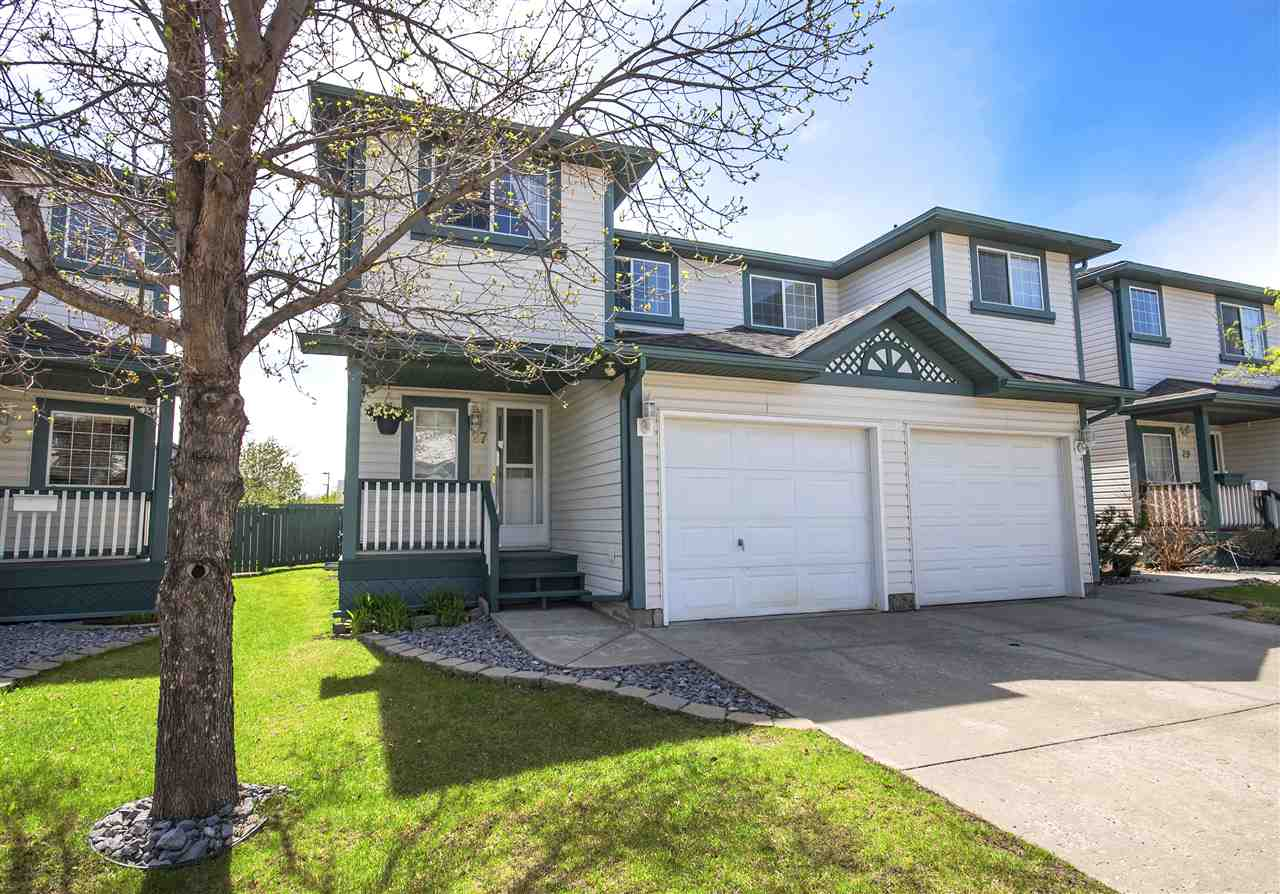 MLS® listing #E4157556 for sale located at 27 15215 126 Street