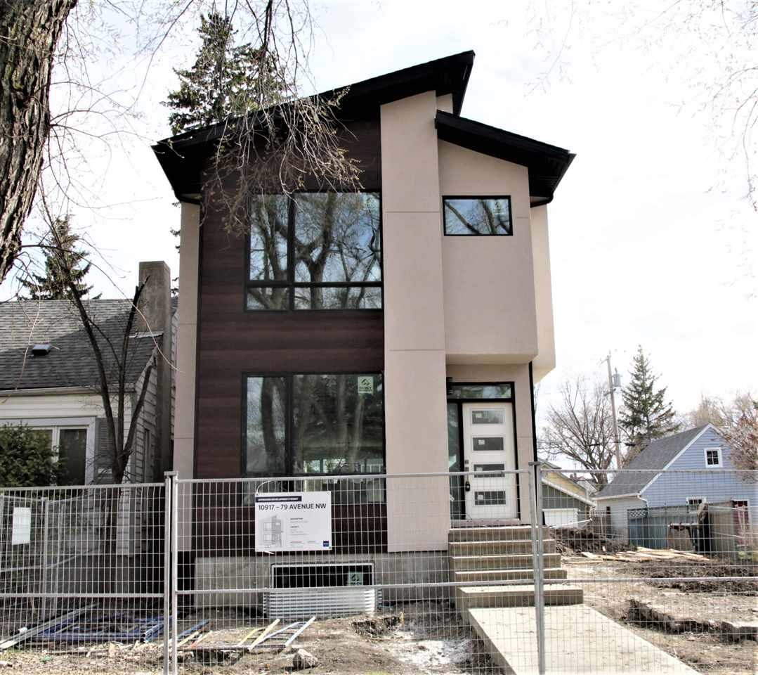 MLS® listing #E4157571 for sale located at 10917 79 Avenue NW
