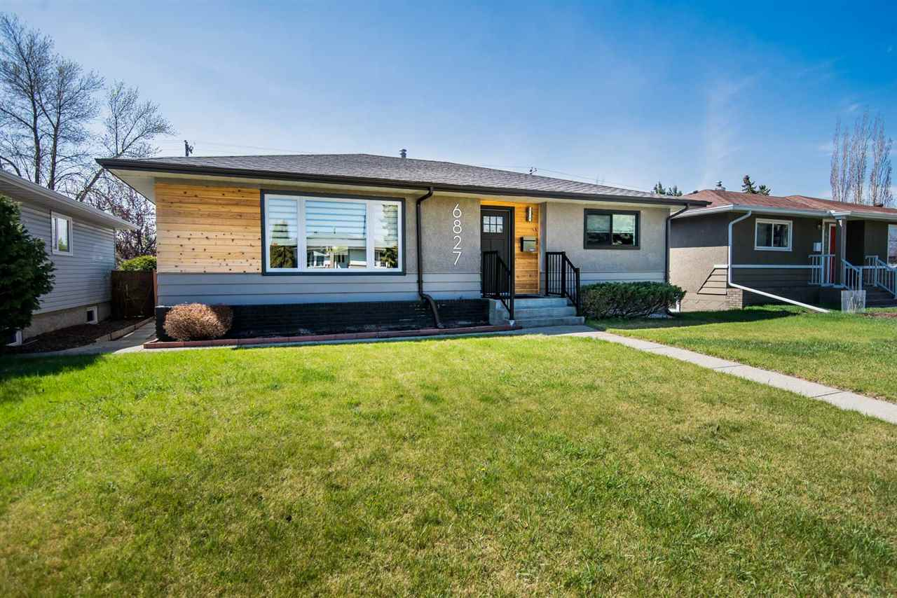 MLS® listing #E4157581 for sale located at 6827 98A Avenue