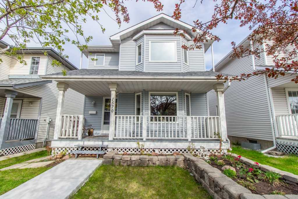 MLS® listing #E4157606 for sale located at 1570 JARVIS Crescent