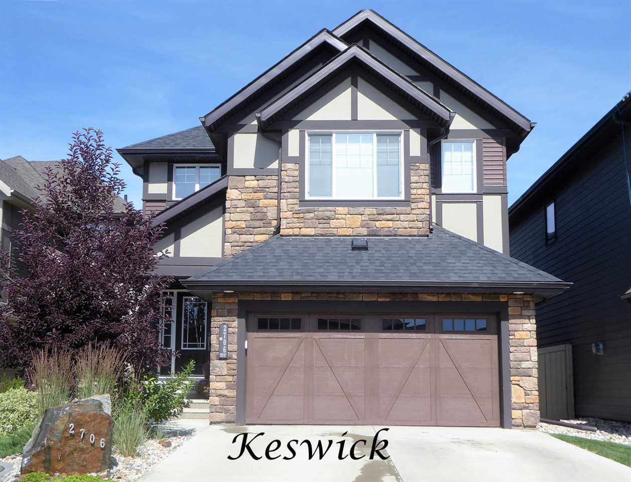 MLS® listing #E4157612 for sale located at 2706 KIRKLAND Way