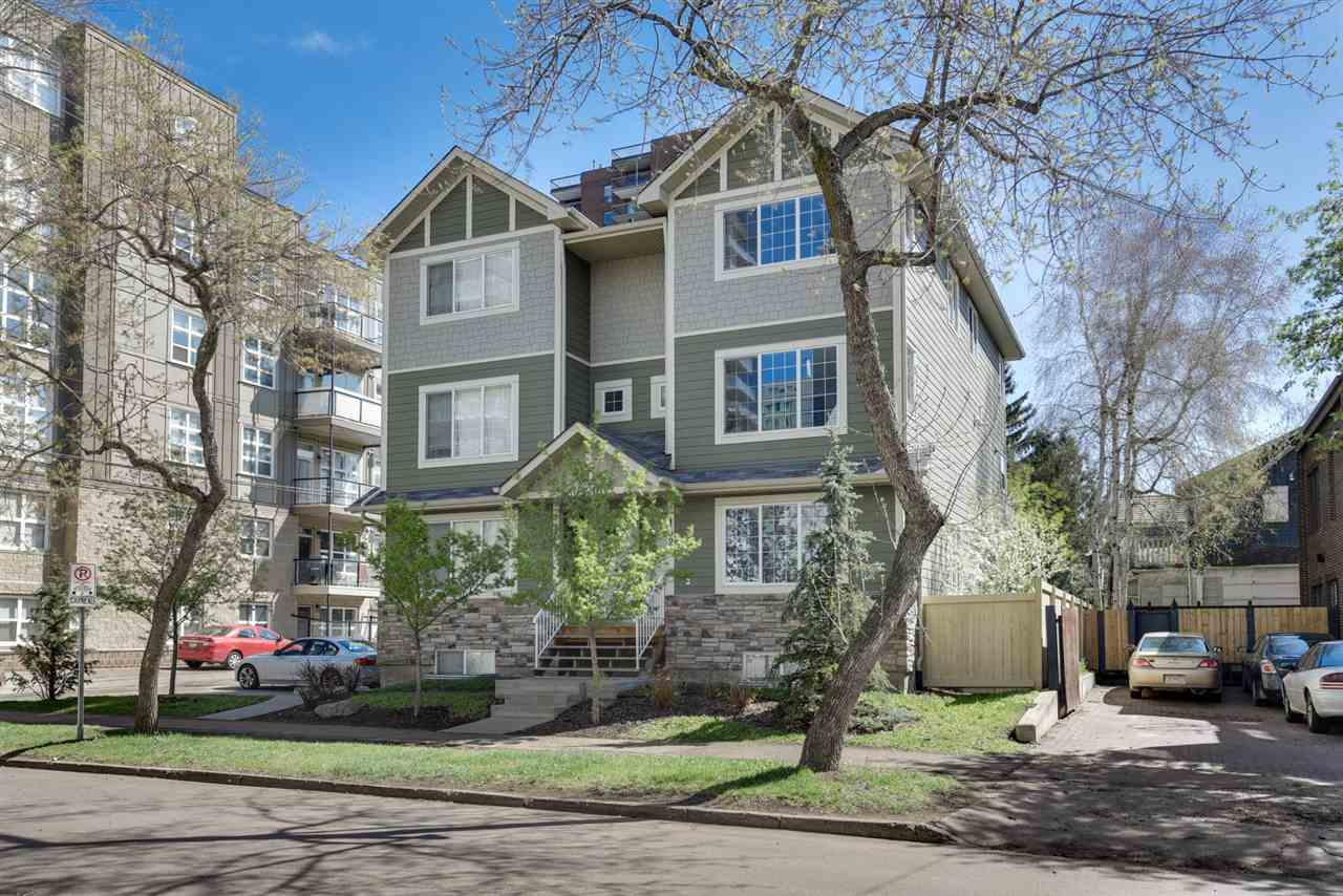 MLS® listing #E4157636 for sale located at 202 8609 111 Street