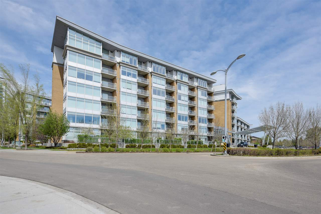 MLS® listing #E4157639 for sale located at 216 2504 109 Street