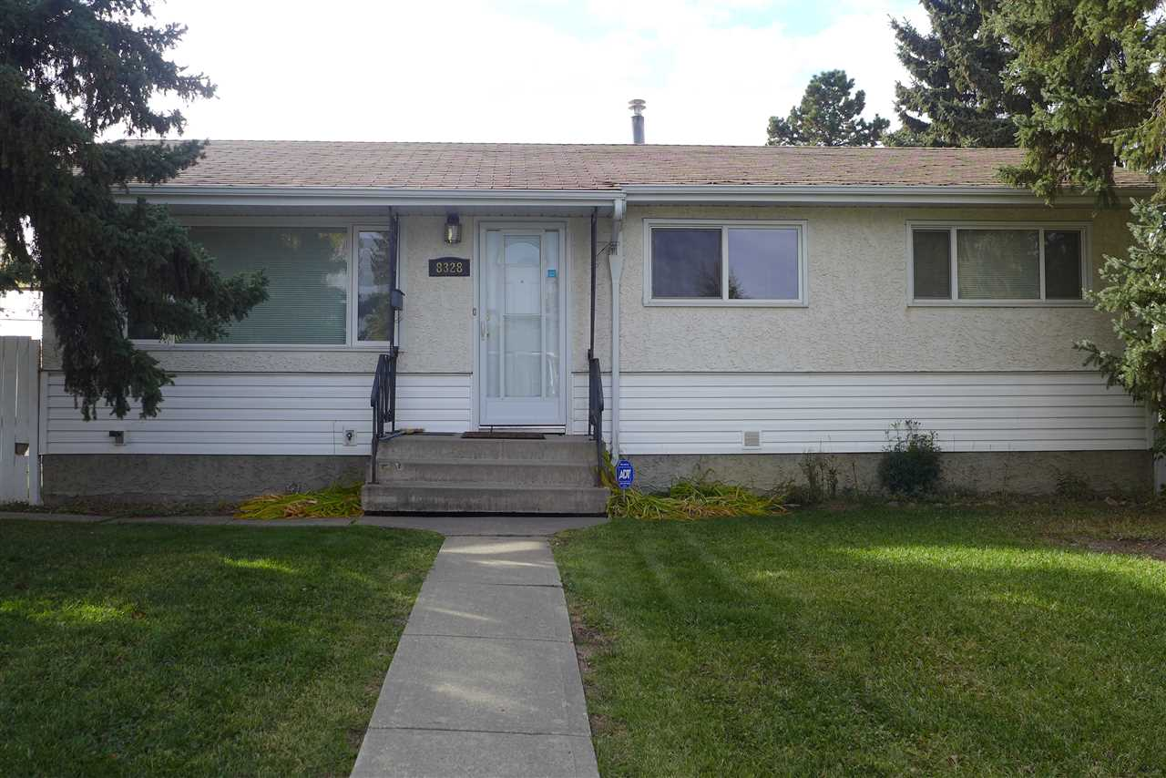 MLS® listing #E4157642 for sale located at 8328 166 Street