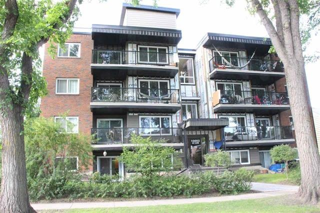 MLS® listing #E4157649 for sale located at 102 10003 87 Avenue NW