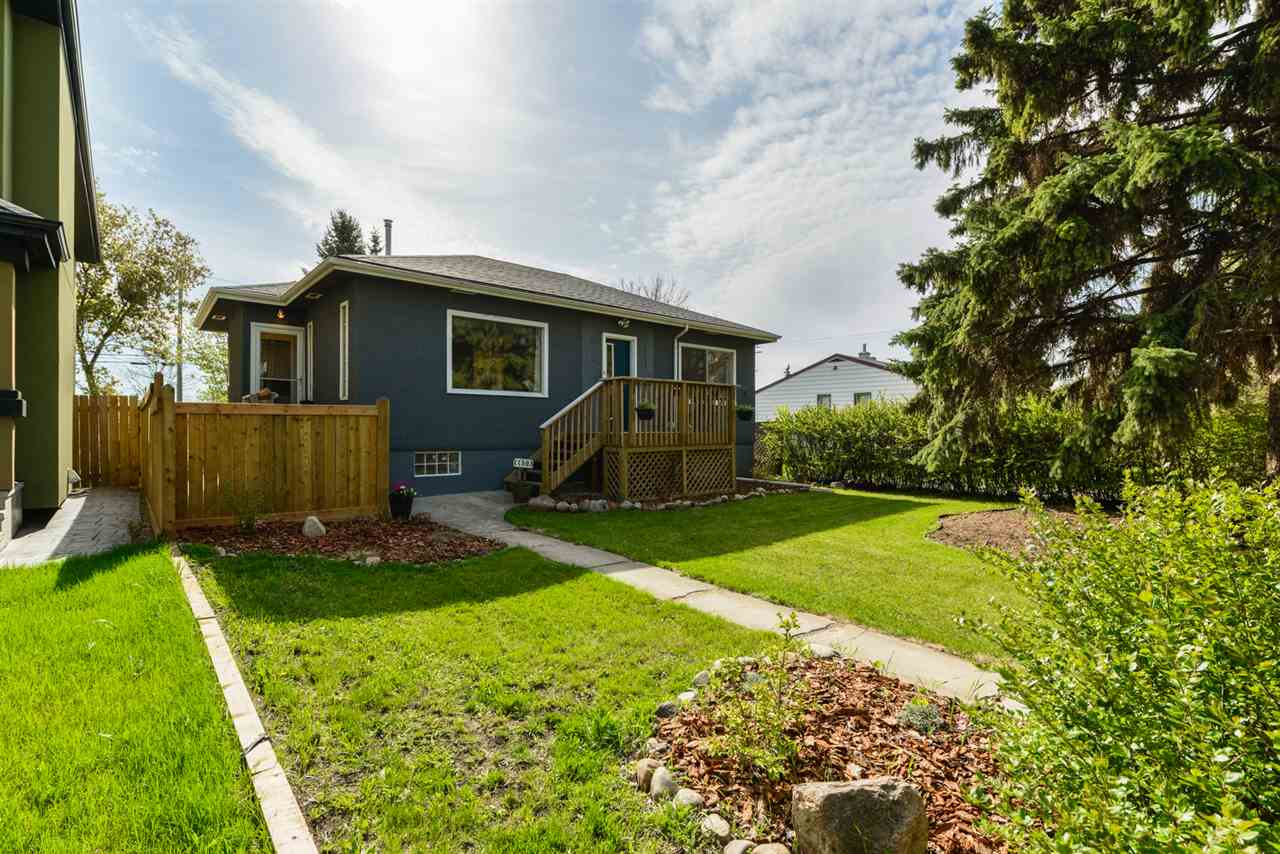 MLS® listing #E4157654 for sale located at 11303 122 Street