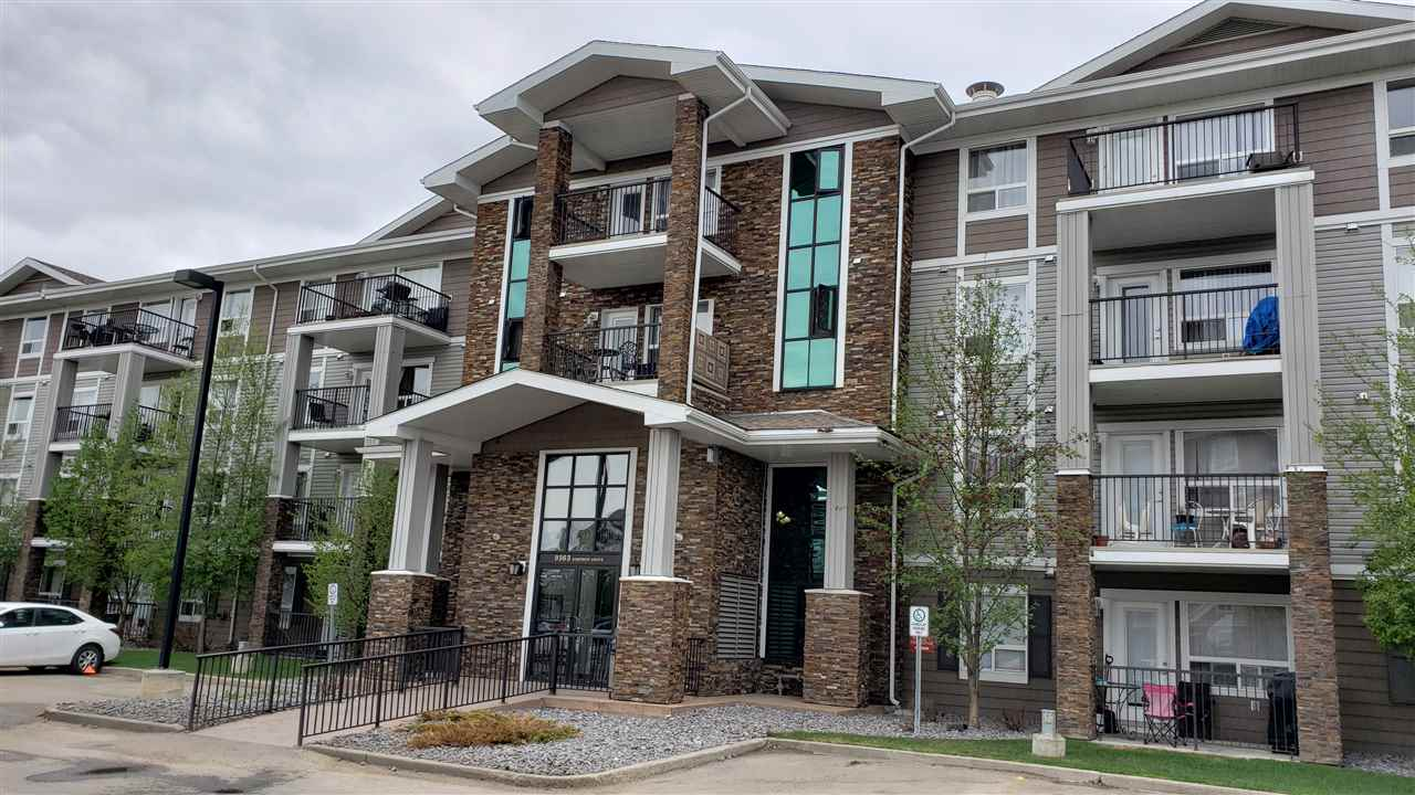 MLS® listing #E4157666 for sale located at 1222 9363 SIMPSON Drive