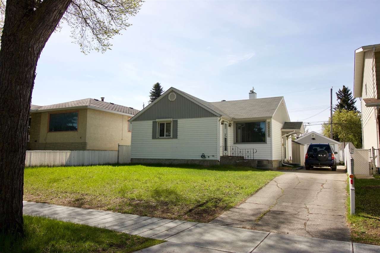 MLS® listing #E4157667 for sale located at 8327 80 Avenue