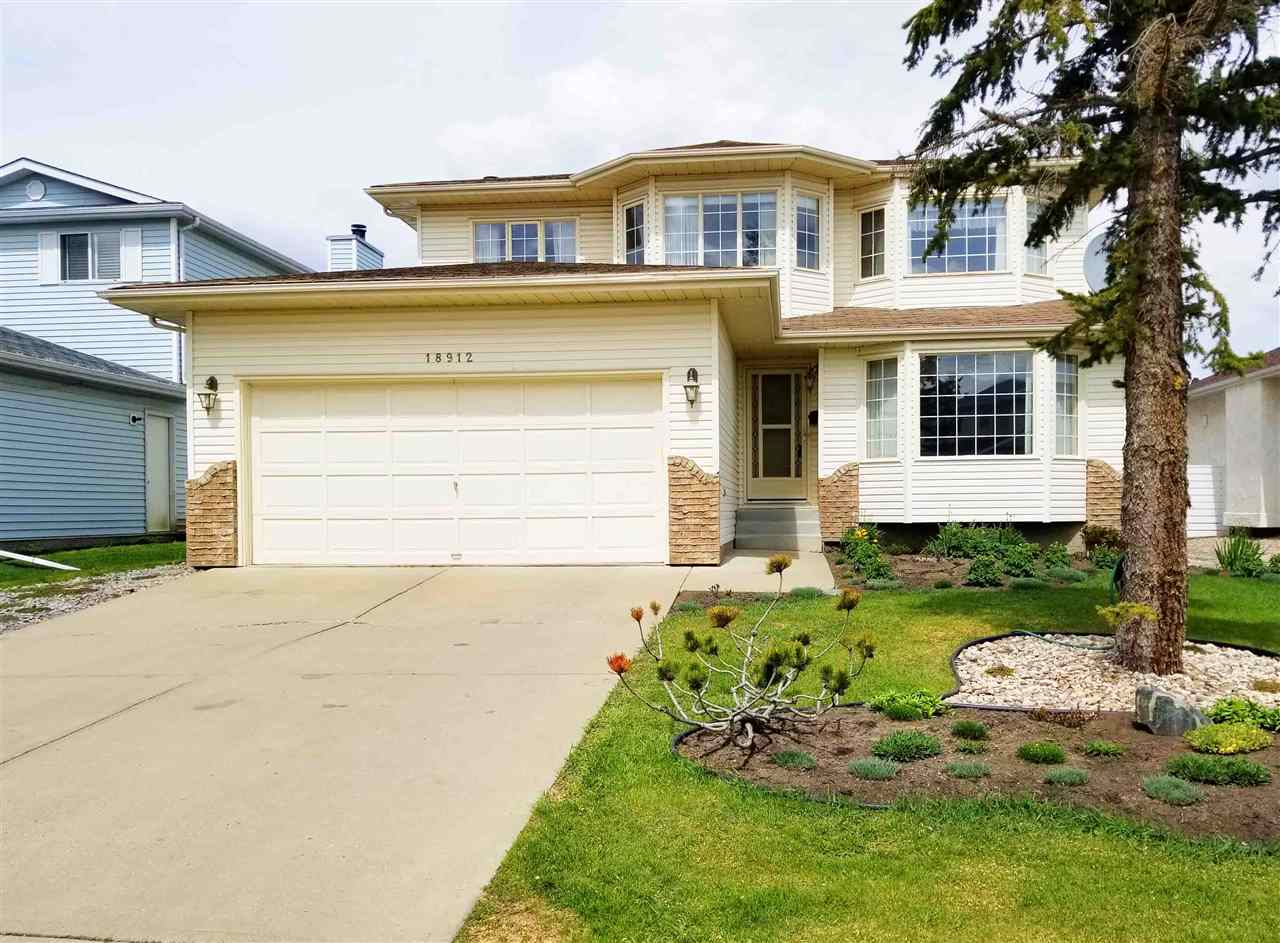 MLS® listing #E4157679 for sale located at 18912 91 Avenue