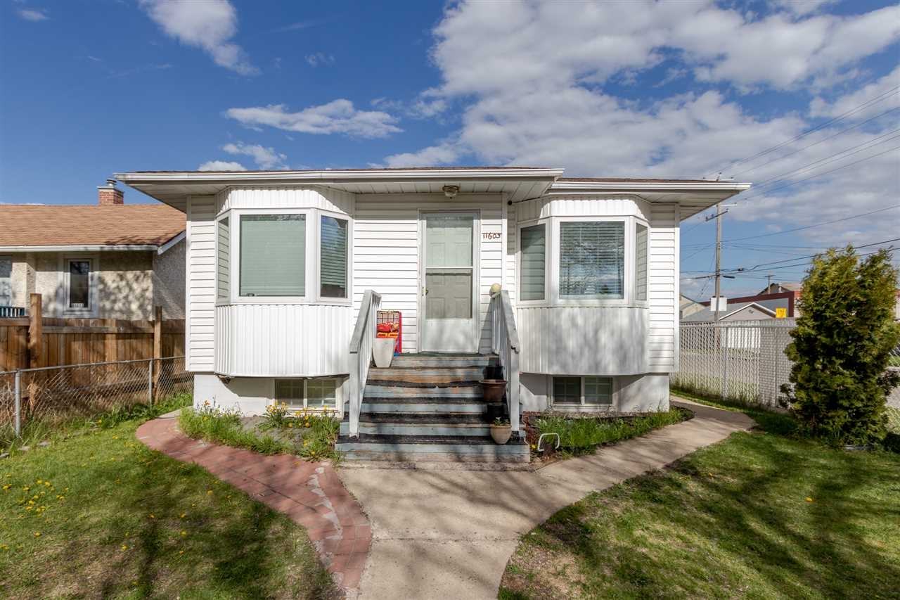 MLS® listing #E4157684 for sale located at 11603 81 Street