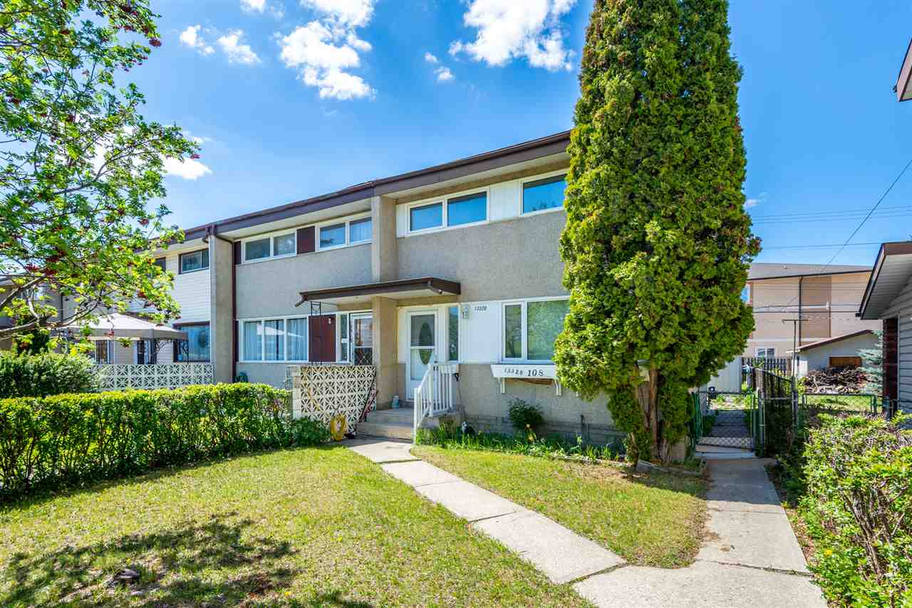 MLS® listing #E4157693 for sale located at 13320 108 Street