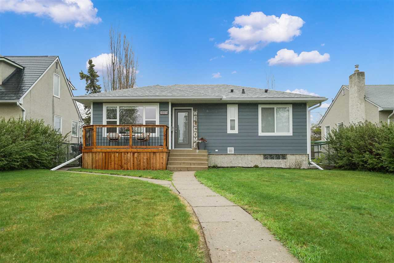 MLS® listing #E4157700 for sale located at 10918 118 Street