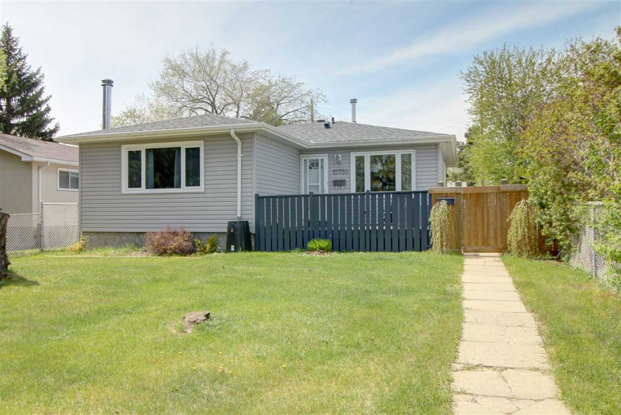 MLS® listing #E4157703 for sale located at 12720 133 Street