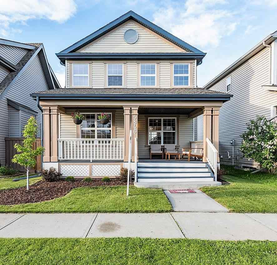 MLS® listing #E4157714 for sale located at 5846 168A Avenue