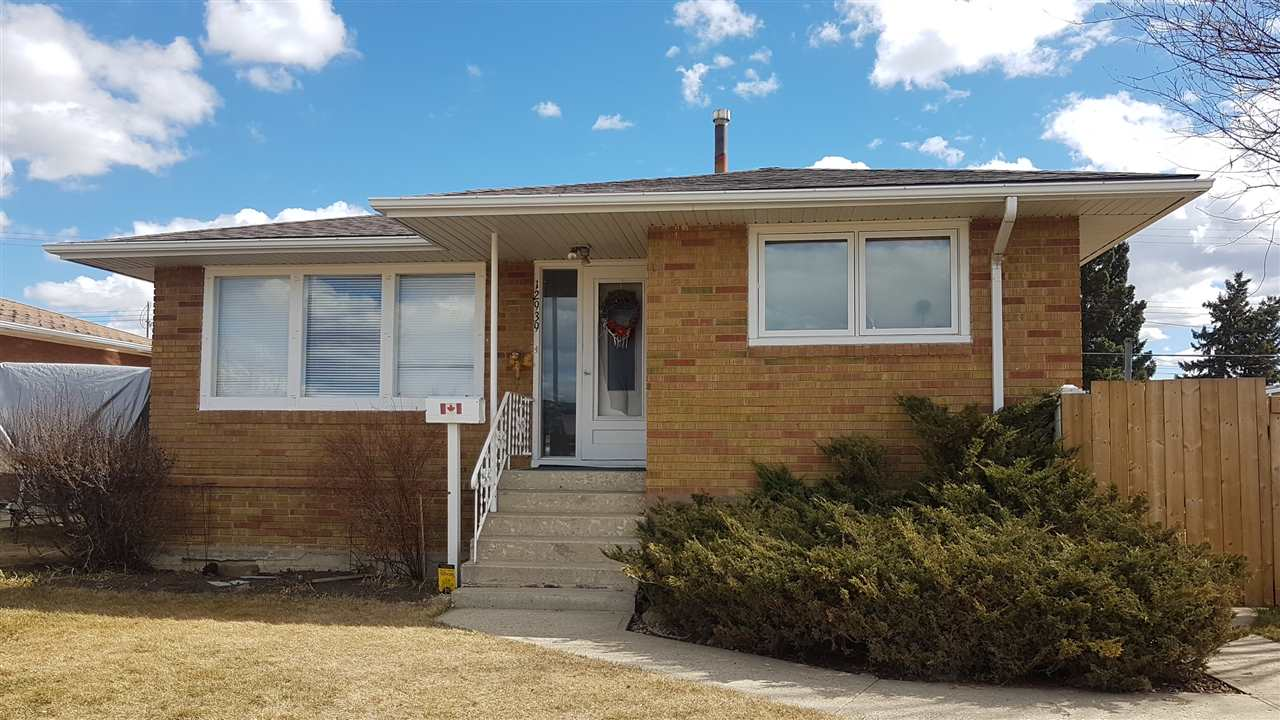MLS® listing #E4157719 for sale located at 12939 129 Street