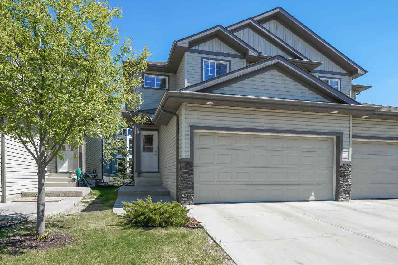 MLS® listing #E4157726 for sale located at 19 16003 132 Street