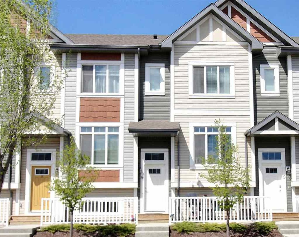 MLS® listing #E4157731 for sale located at 8 320 Secord Boulevard