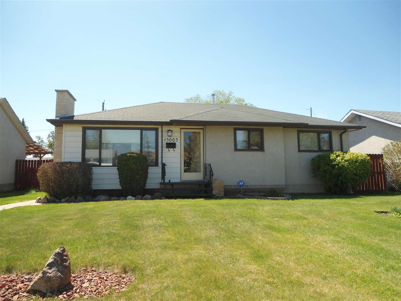 MLS® listing #E4157733 for sale located at 13003 136 Avenue