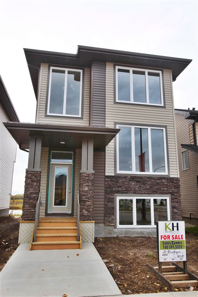 MLS® listing #E4157737 for sale located at 21 BRICKYARD Drive