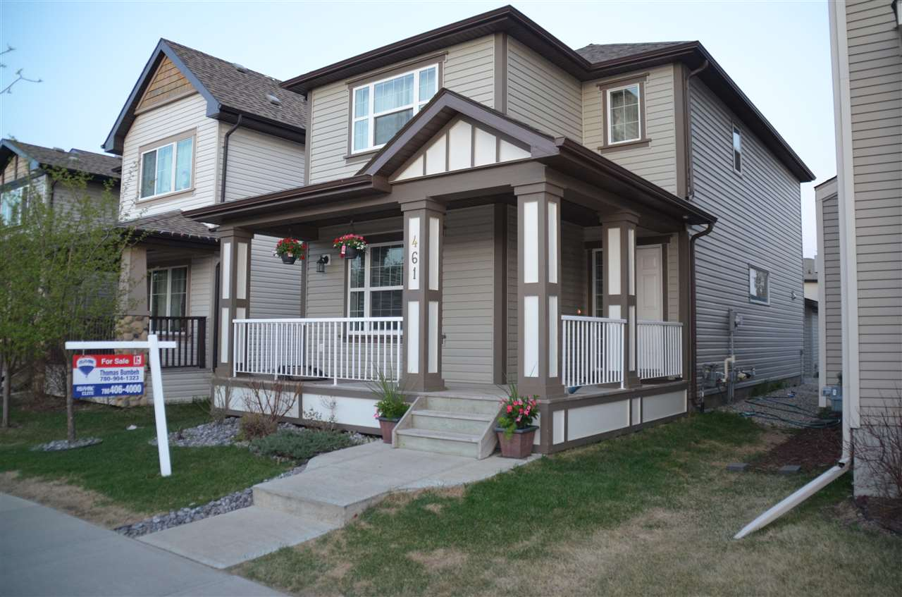 MLS® listing #E4157740 for sale located at 461 Mcconachie Way