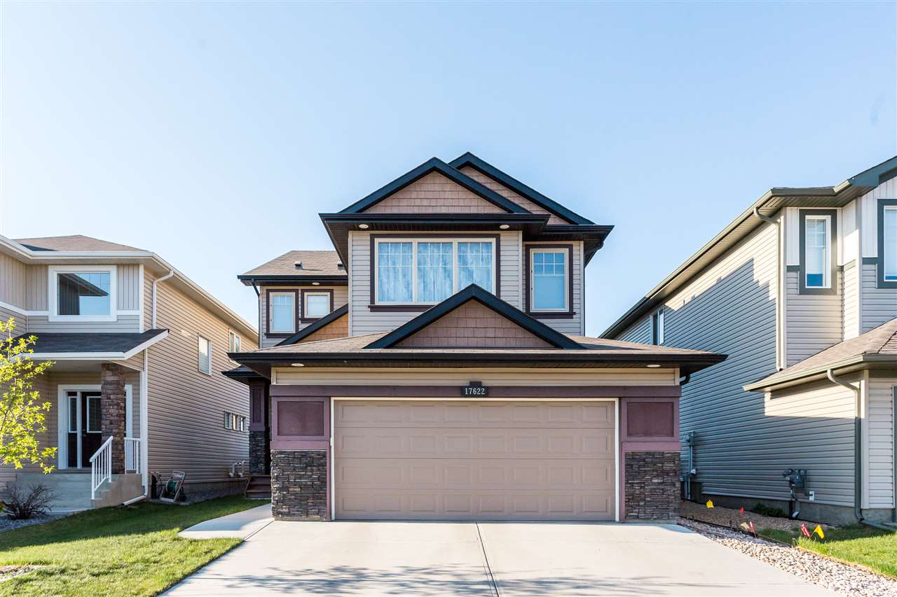 MLS® listing #E4157743 for sale located at 17622 5A Avenue