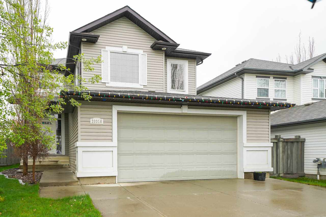 MLS® listing #E4157754 for sale located at 20316 47 Avenue