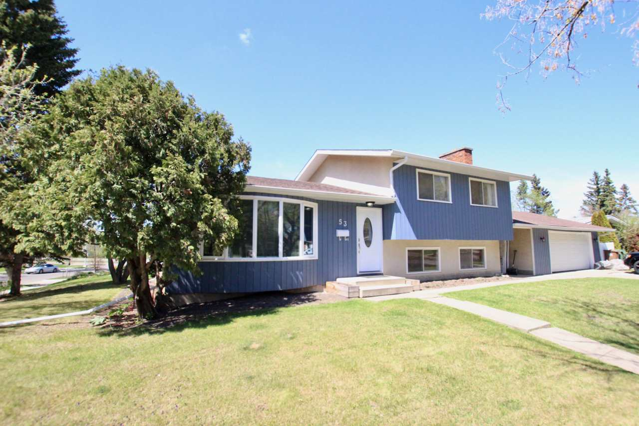 MLS® listing #E4157777 for sale located at 53 GLENHAVEN Crescent