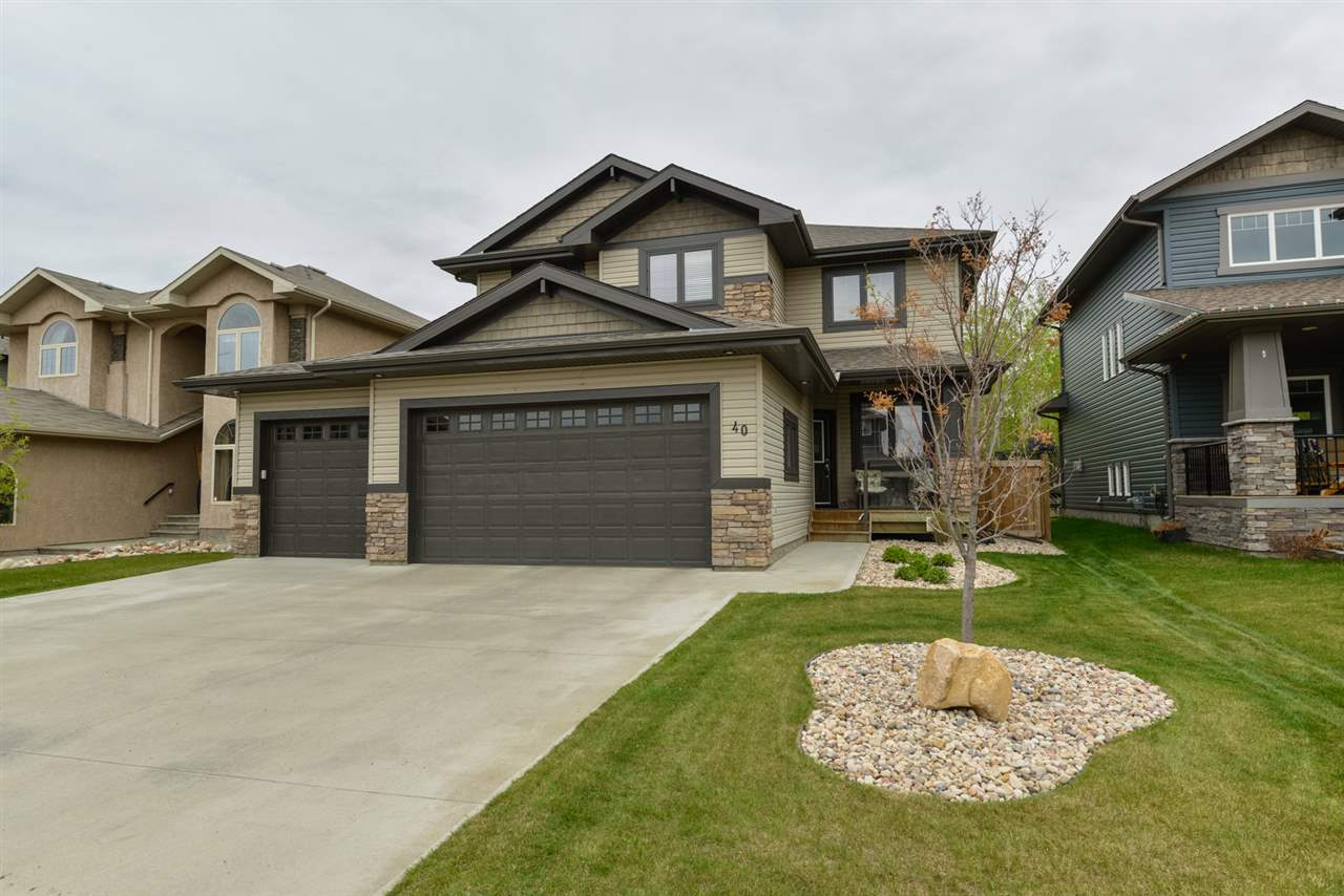 MLS® listing #E4157785 for sale located at 40 DANFIELD Place