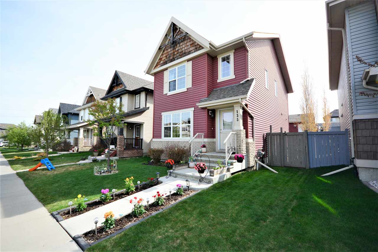MLS® listing #E4157791 for sale located at 135 59 Street