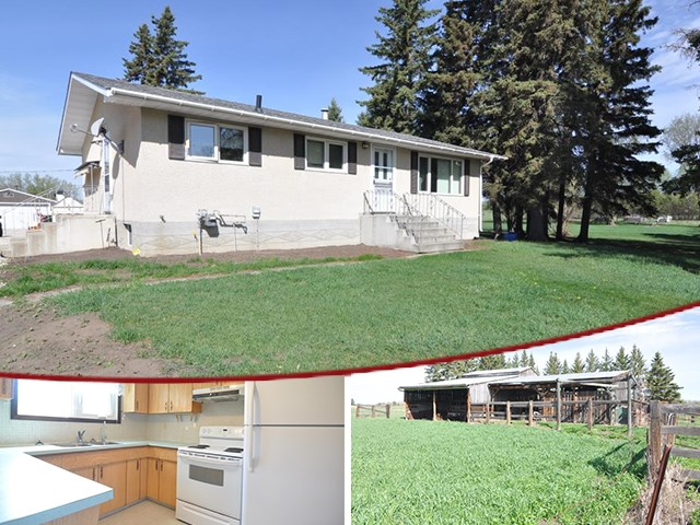MLS® listing #E4157794 for sale located at 4 51426 RGE RD 271
